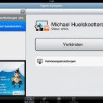 """1_Mit der iPad-App """"Pocketcloud"""" lassen sich entfernte Rechner bequem steuern und bedienen"""