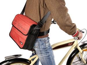 Sicher und mobil: die Laptop-Tasche Scott von Feuerwear