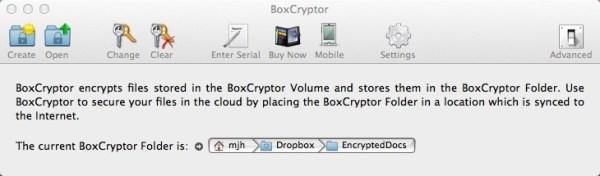 Auf auf dem Mac oder iPhone - mit BoxCryptor lassen sich Daten hochsicher verschlüsseln