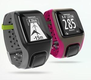 TomTom Multi-Sport GPS-Uhr