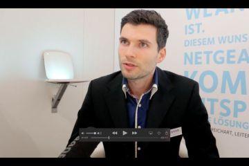 Tobias Troppmann von Netgear