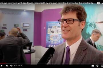 Wolfgang Eisenbarth von Portwell Deutschland GmbH
