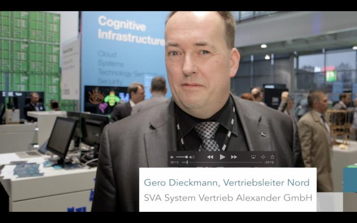 Gero Dieckmann von der SVA GmbH
