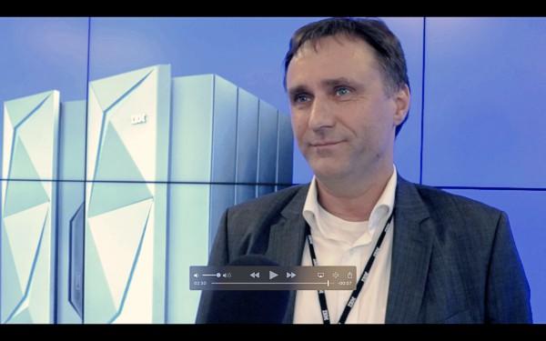 [Video] Axel Panten von der R+V Versicherung zu IBM-Mainframes