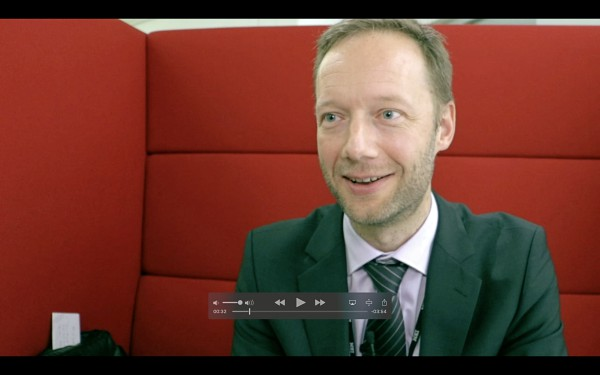 Dr. Robert Haas (IBM Schweiz) über Storage-Trends