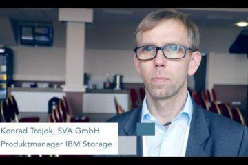Konrad Trojok, SVA, über Cognitive Storage
