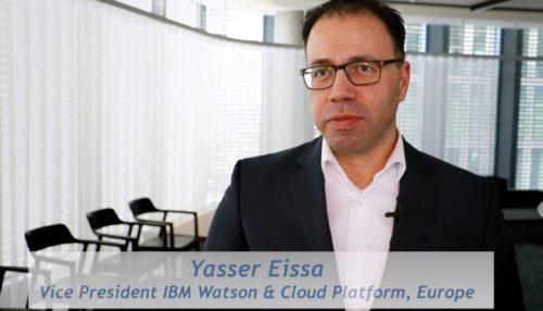[Videochat] Yasser Eissa über IBM-Cloud, DSGVO und Datensicherheit