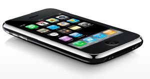 So sieht es aus, das iPhone 3G