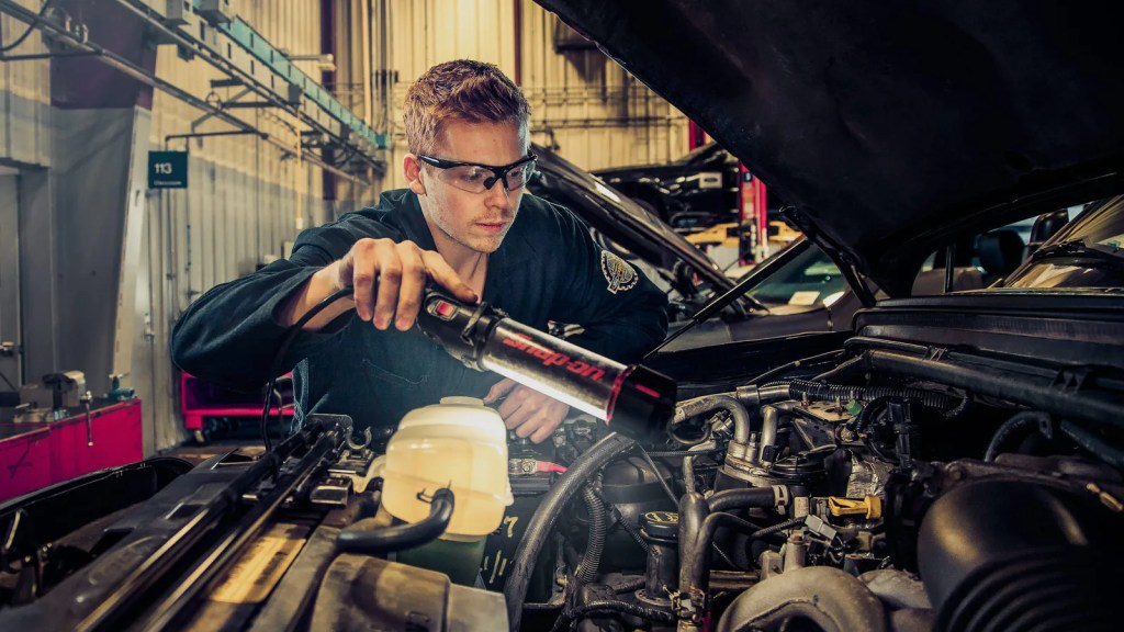 Automotive Service Technician Ita Bc
