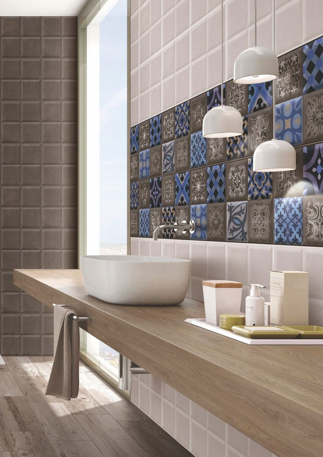 Bathroom  Kitchen Designer Digital Wall Tiles