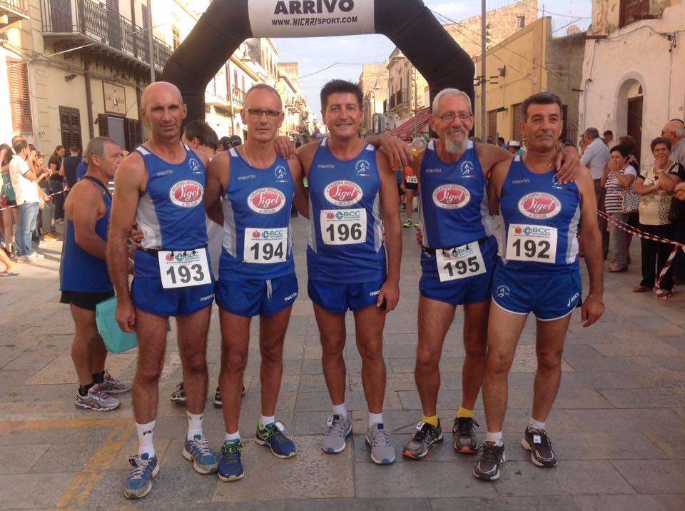 Da Marettimo a Milano tutte le gare degli atleti della Marsala Doc