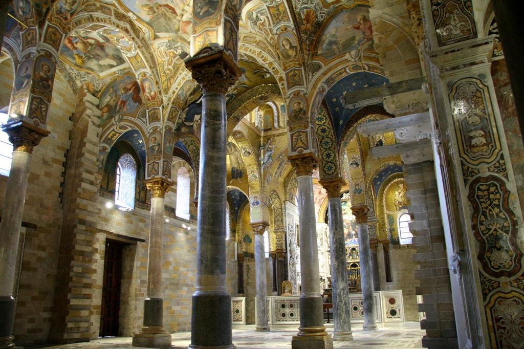 The church of La Martorana  itAED  architecture  environment  design
