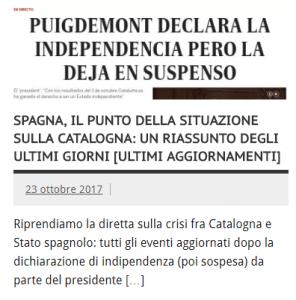 itagnol spagna catalogna