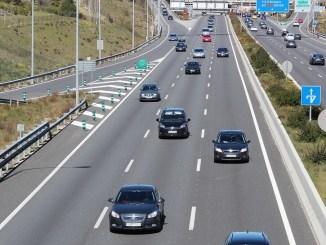 traffico spagna autostrada
