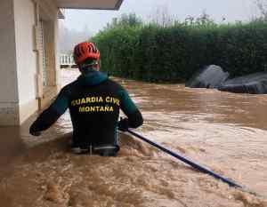 inondazioni spagna