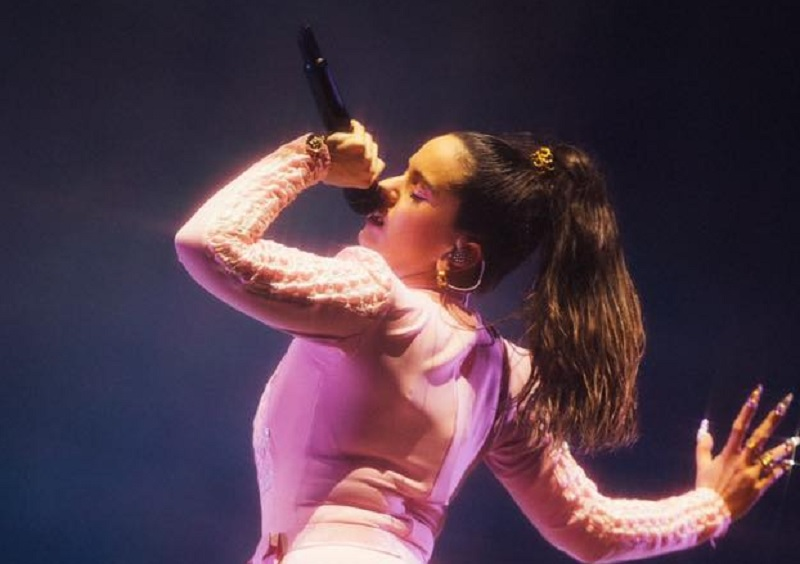 rosalia cantante