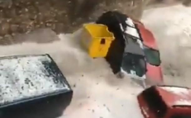 alluvione madrid