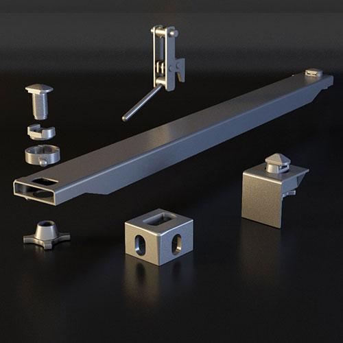 Accessori per containers e casse mobili