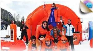 Aperol Spritz presenta il Mountain Tour Un aperitivo