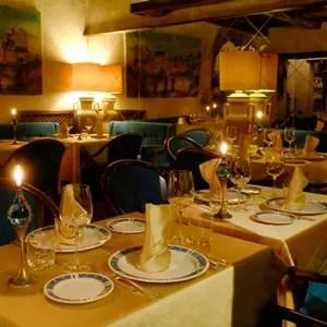 La cucina locale rivisitata e di stagione Al Ristorante