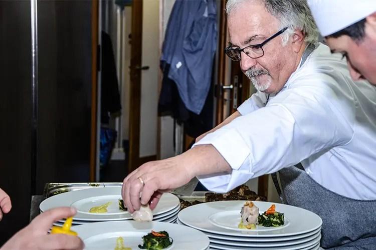 Cena a 12 mani... made in Sicily L'ingresso di sei cuochi in Euro-Toques