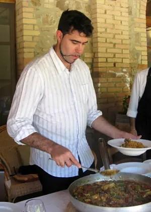 Non tutti i cuochi spagnoli amano la cucina molecolare  Italia a Tavola