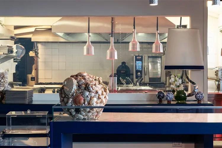 In cucina da Il Piccolo Principe - Il Piccolo Principe di Mancino Pranzo da 2 stelle Michelin e mezzo