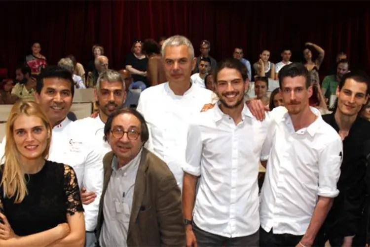 Il cuoco olandese Gijs Kemmeren sul podio al The Vegetarian Chance 2017  Italia a Tavola