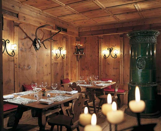 Stefano Tabacchi approda nelle cucine del Cristallo Hotel Spa  Golf di Cortina  Italia a Tavola