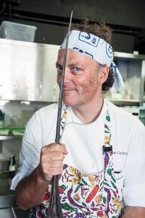 Nel nuovo libro di Moreno Cedroni tante ricette per il sushi allitaliana  Italia a Tavola
