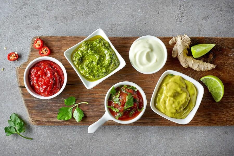 Le salse valorizzano i piatti E oggi guardano ai nuovi trend