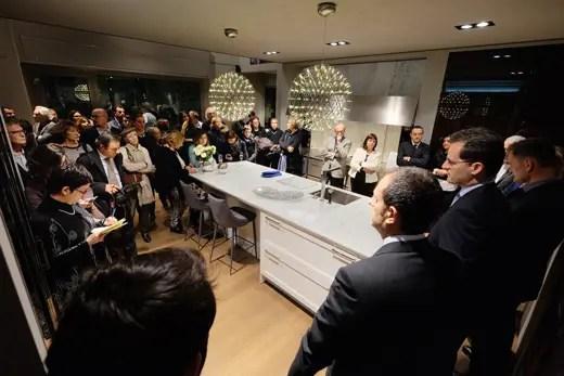 Nel nuovo show room di SieMatic la cucina diventa lifestyle  Italia a Tavola