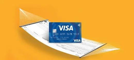 Pagare i bollettini con Visa conviene In palio weekend da