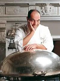 Un menu tipico di Ettore Bocchia cuoco molecolare