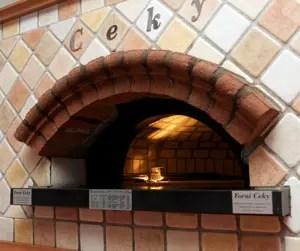 La pizzeria in casa  firmata da Ceky Quando le dimensioni