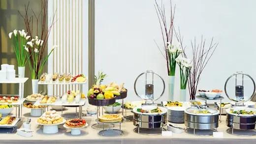 Buffet della colazione in hotel Con Evento il successo  garantito  Italia a Tavola
