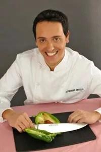 Coltelli da chef Arcos Circiello testimonial deccezione  Italia a Tavola