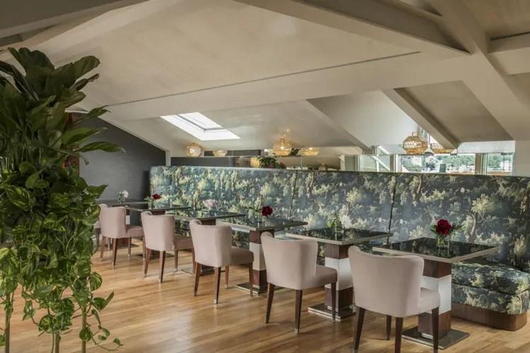 Il ristorante Sottovoce (Como, le eccellenze di lago protagoniste al Vista Palazzo)