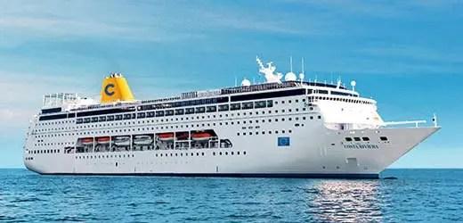 Costa Crociere inaugura lo slow cruise Viaggi di gusto nel Mediterraneo  Italia a Tavola