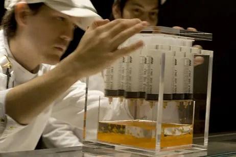 La Martini insiste nei ristoranti niente additivi e azoto liquido  Italia a Tavola
