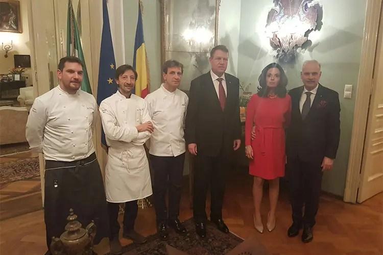 fratelli Serva Bucarest cucina italiana