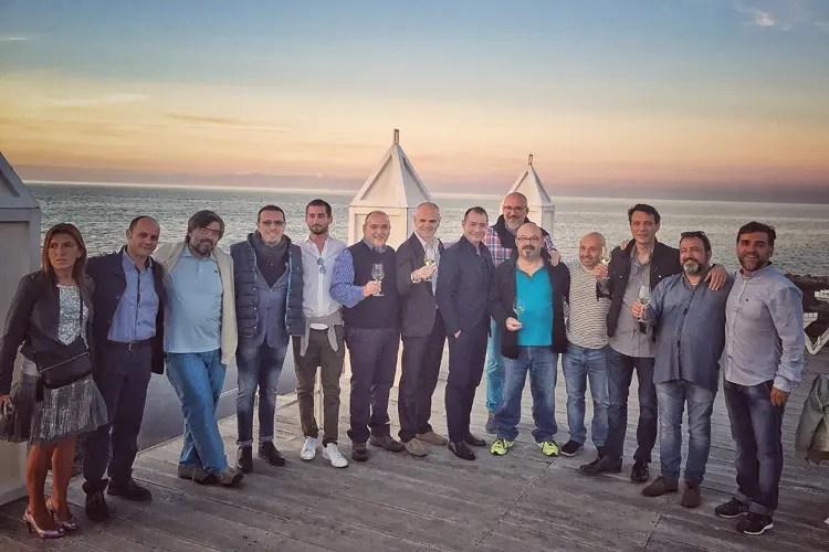 Euro-Toques, cuochi uniti per il turismo Svelata a Borgo Egnazia la nuova guida