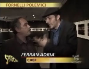 Striscia la notizia Vs Adri Secondo round con risposte vaghe  Italia a Tavola