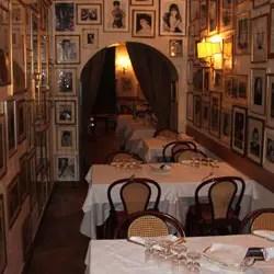 La cucina laziale che piace ai vip  alla Taverna Flavia sul Tevere  Italia a Tavola