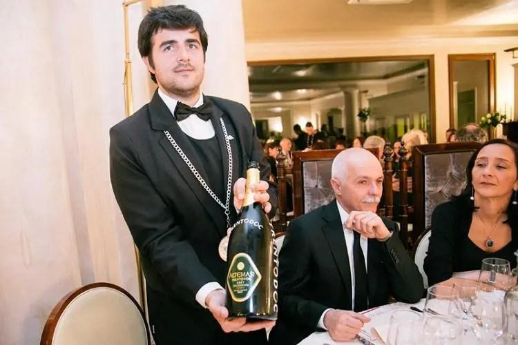 Cena di gala del Premio Italia a Tavola Alta cucina ottimo vino e tante emozioni  Italia a Tavola