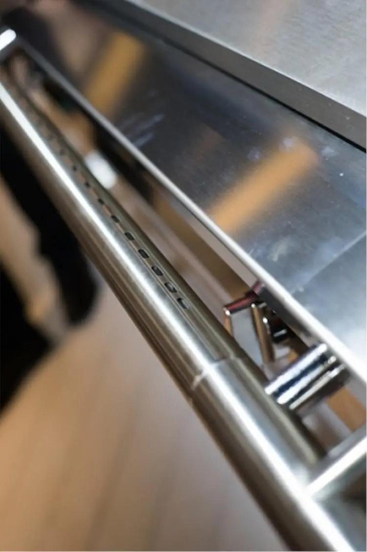 Comfort e funzionalit in cucina con la linea Icon 9000 di Angelo Po  Italia a Tavola
