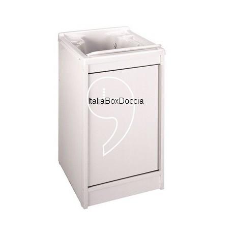 Mobile Lavatoio 60X60 Bianco in Pvc  Vendita Online