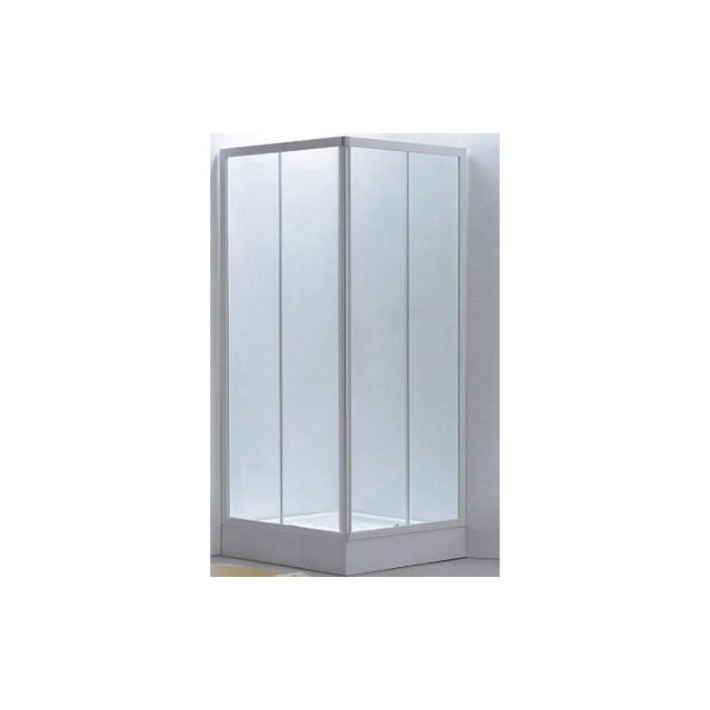 Box Doccia Rettangolare 60x80 cm Cristallo 3 mm  Vendita