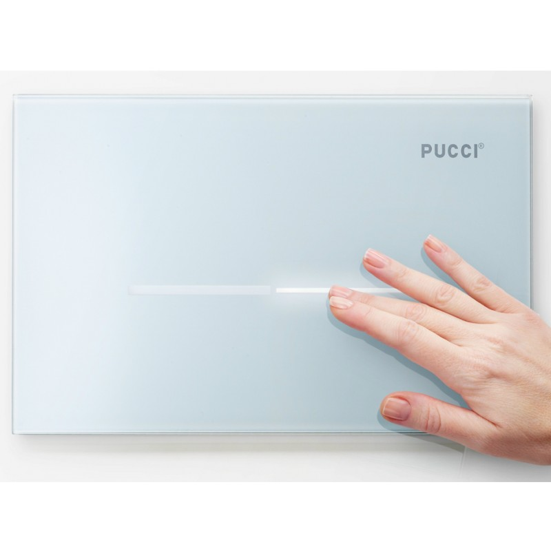 Pucci  Cassetta Incasso Eco com Placca a Sfioro Touch