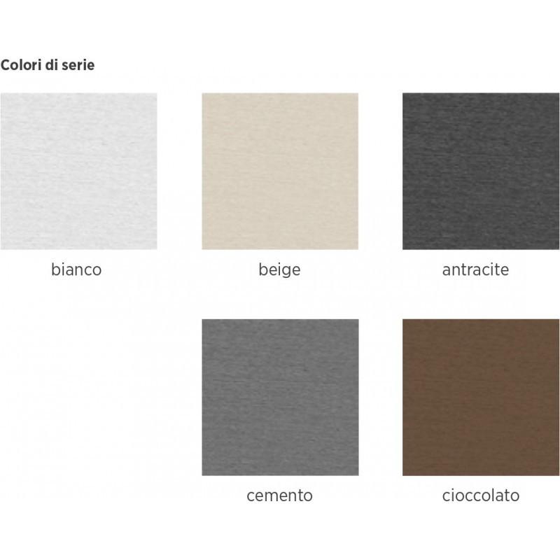 Piatto Doccia in Marmo Resina Ardesia su Misura Diversi Colori